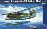 Trumpeter 01606 Modellbausatz Antonov An-2M Colt Wasserflugzeug