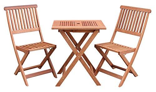 AVANTI TRENDSTORE - Tavolo & 2 sedie
