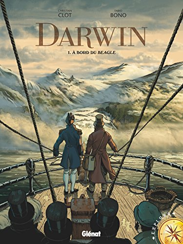 Darwin - Tome 01: À bord du Beagle par Christian Clot