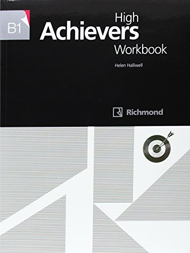 HIGH ACHIEVERS B1 WORKBOOK - 9788466816748 por Julia Starr Keddle
