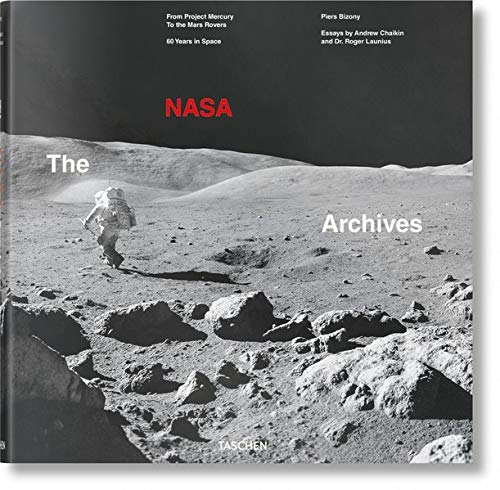 The Nasa Archives: 60 Years in Space - the Nasa Archives 1958-2018 par Bizony Piers