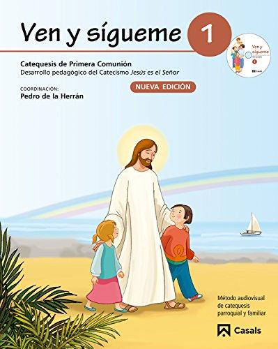 Ven y sígueme 1: Desarrollo pedagógico del Catecismo Jesús es el Señor - 9788421843017 por Maria Fe Vicente de Foronda