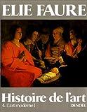 """Afficher """"Histoire de l'art. n° 4 Histoire de l'art"""""""