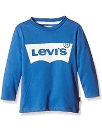 Levi's N91005H-T-shirt a Maniche Lunghe Bambino