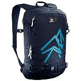 Salomon Side 18 Backpack, Medieval Blue/Hawaiian Surf, One Size