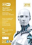 ESET Smart Security 2016 Edition 1 User [PC Download]