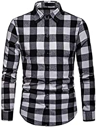 ODRD Hoodie Sweatshirt Langarm Gitter Plaid Malerei der Männer große  Beiläufige Spitzenblusen Hemden Casual Langarm Pullover 6d74c0f7b3
