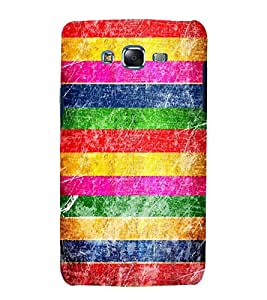 Fuson Premium Back Case Cover Colourful pattern With Brown Background Degined For Samsung Galaxy Grand Neo::Samsung Galaxy Grand Neo i9060
