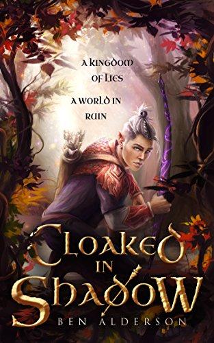 Cloaked in Shadow (The Dragori Series Book 1) por Ben Alderson