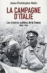La campagne d'Italie, les victoires oubliées de la France