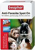 Beaphar Anti-Parasite Spot On For Rabbit, Guinea Pigs, Ferrets and Rats