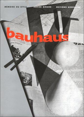 BAUHAUS par XAVIER GIRARD