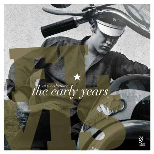 Buchseite und Rezensionen zu 'Elvis: The Early Years - Fotobildband inkl. 3 Musik-CDs' von Alfred Wertheimer