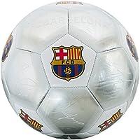 FCB Barcelona Kids 'bc04934Barcelona Plata Firma tamaño 5DE fútbol, Multicolor