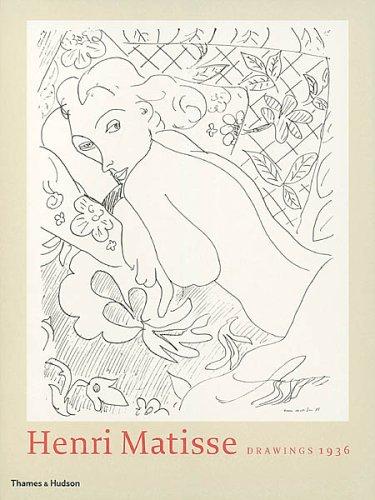 Henri Matisse:  Drawings 1936