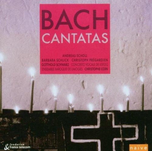 Preisvergleich Produktbild Cantatas BWV 180 / 49 / 115