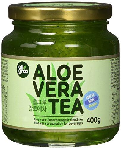 ALLGROO Aloe Vera- Tee, 400 g