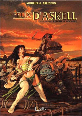 Les Feux d'Askell, tome 2 : Retour à Vocable