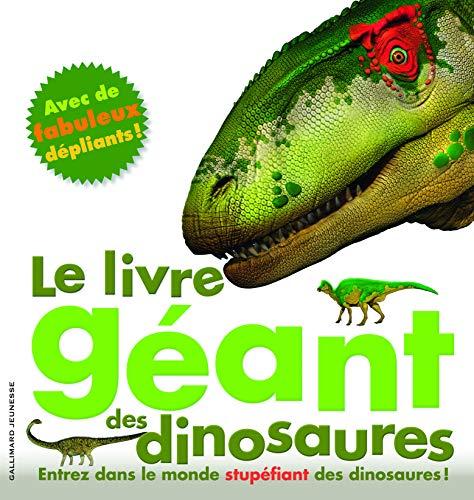 Le livre géant des dinosaures par Mary Greenwood