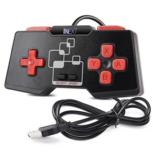 innext-2-x-snes-classic-controller-usb-gamepad-super-game-controller-gamepad-joystick-per-pc-mac-ras