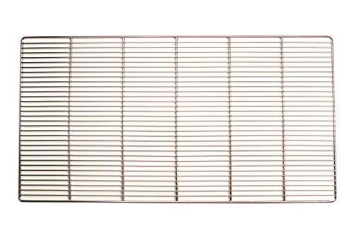PG Metalltechnik Edelstahl-Grillrost 82 x 43 cm ...