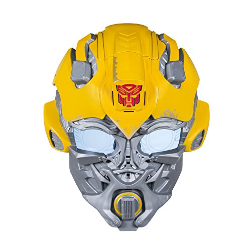 Transformers C1324 Tra Mv5 Voicechanger Mask Bumblebee