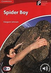 Spider Boy Level 1 Beginner/Elementary (Cambridge Discovery Readers)