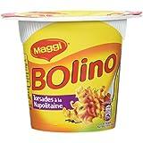 Maggi Bolino Torsades à la Napolitaine (1 Bol) - 79g - Lot de 8