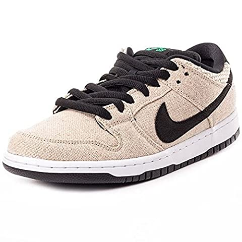 Nike Dunk Low Premium SB, Chaussures de Sport Homme, Beige-Beige