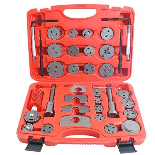 CCLIFE Bremskolbenrücksteller Satz Bremskolben Rücksteller Werkzeug 35 tlg