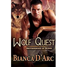 Wolf Quest (Brotherhood of Blood Book 7) (English Edition)
