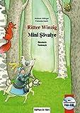 Ritter Winzig: Kinderbuch Deutsch-Türkisch mit mehrsprachiger Audio-CD