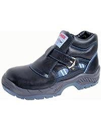DDTX Zapatos de Seguridad de Plástico Toe Con Placa de Kevlar Lightweight Unisex-adulto Negro(45) 0NxWsgFAoK