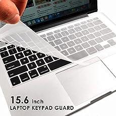 scoria Silicon Keyboard Skin Guard Protector For Lenovo Legion Core i7 7th Gen-15.6 Inch