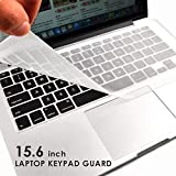 #9: scoria Silicon Keyboard Skin Guard Protector For HP 15 Core i3 6th Gen-15.6 Inch
