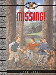Missing! (Cascade Mountain Railroad Mysteries)