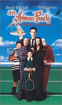 Die Addams Family und die lieben Verwandten [VHS]