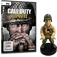 Call of Duty: WWII - Standard Edition - [PC] + WWII Officer Muddy Guy Figur (exkl. bei Amazon.de)
