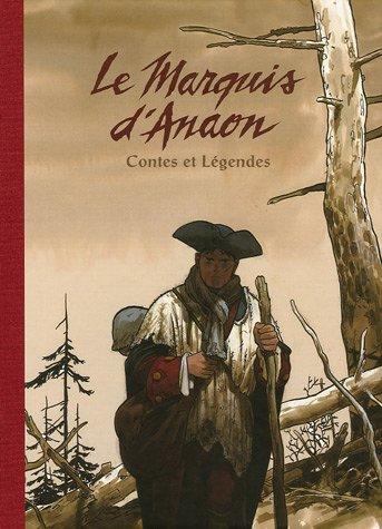 Le Marquis d'Anaon - Intégrale - tome 0 - Marquis d'Anaon - Intégrale