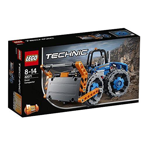 LEGO Technic 42071 - Raddozer Set für geübte Baumeister (E-power Maschine)