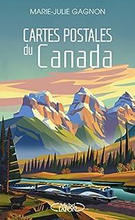 Cartes postales du Canada par Marie-Julie Gagnon
