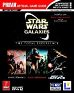 Star Wars Galaxies - The Total Experience: Prima Official Game Guide d'Inc. IMGS