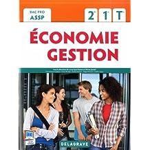 Économie-Gestion 2de, 1re, Tle Bac Pro ASSP (2015) - Pochette élève