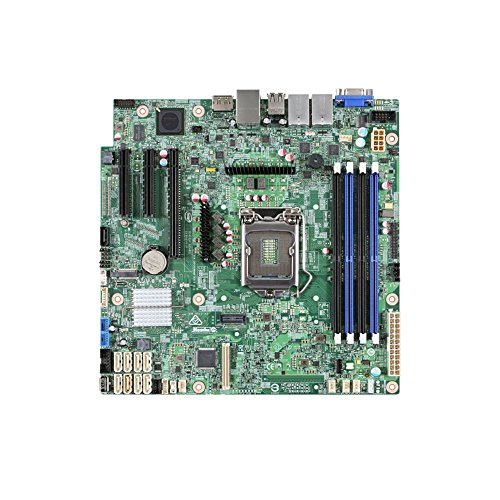Intel Server Board DBS1200SPLR (Server Board Intel Motherboard)