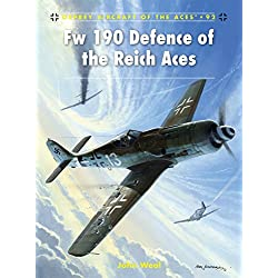 Fw 190 Defence of the Reich Aces
