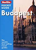 Front cover for the book Berlitz Pocket Guide Budapest by Paul Murphy