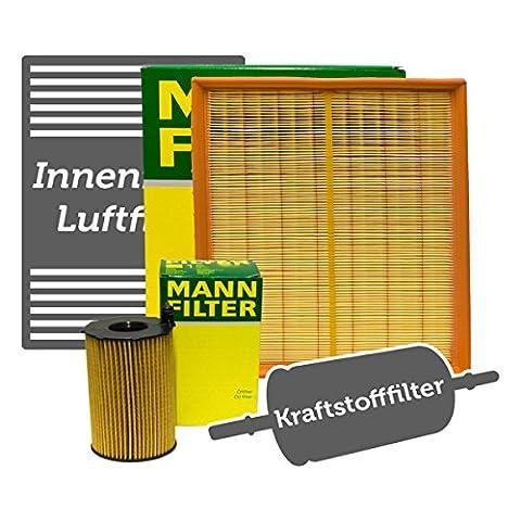 Mann Filter Set Complete for Dodge Nitro 2.8CRD 4WD