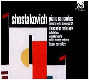 Shostakovich: Piano Concerto No.2, Sonata for Violin & Piano, Concerto for Piano, Trumpet & String Orchestra