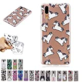 V-Ted Coque Apple iPhone XR Cheval Licorne Silicone Ultra Fine Mince Bumper Housse...