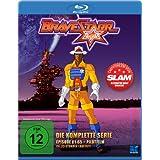 Bravestarr - Die komplette Serie (Episoden 1-65 + Pilotfilm) [Blu-ray]